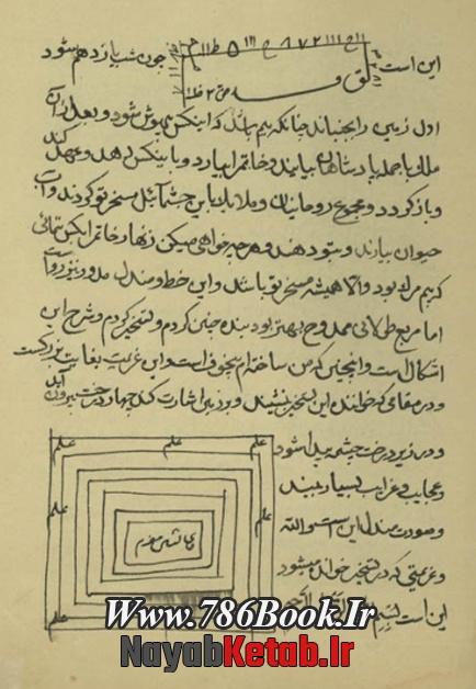 کتاب تسخیرات محمد ابن سراج الدین از محمد ابن سراج الدین سکاکی